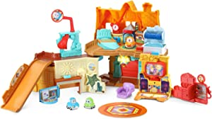 VTech Go! Go! Cory Carson - Cory's Stay and Play Home (Frustration Free Packaging)