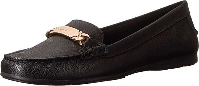 Coach Womens OLIVE Open Toe Loafers Loafers