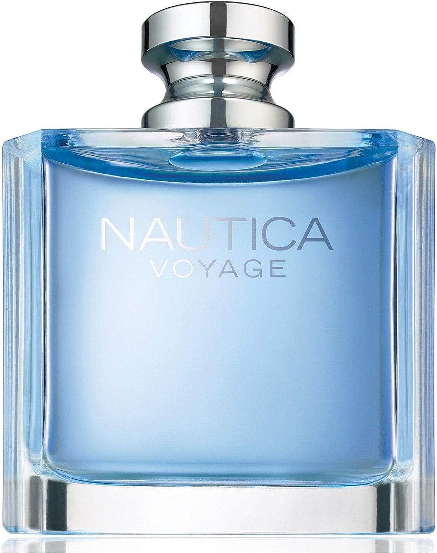 Nautica Voyage By Nautica For Men Eau De Toilette Spray 3.4 Oz, 100 ml by Nautica