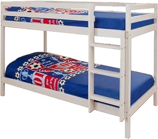 Letti A Castello Misure Standard.Comfy Living Shorty Letto A Castello Per Bambini Da Circa 80