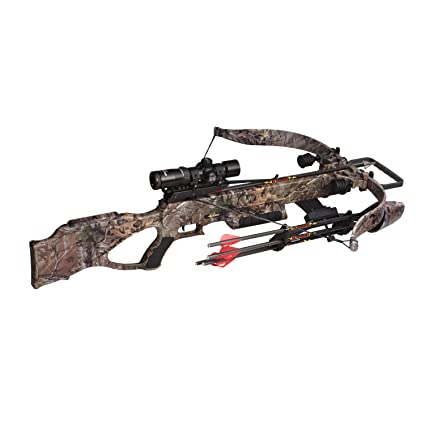 Matrix 380 Crossbow Package, Realtree Xtra, 260-Pound