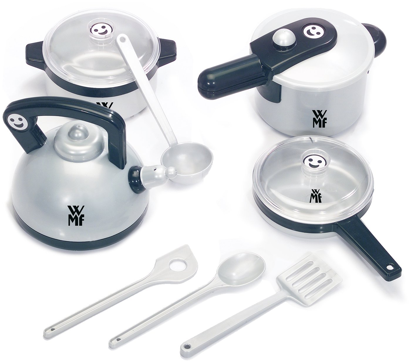 Kinder Kochgeschirr Vergleich - Theo Klein WMF Topf-Set Kinder