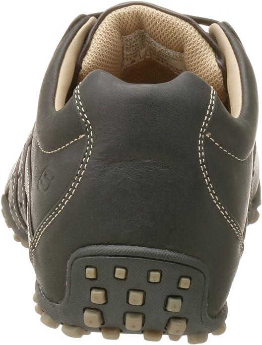 Skechers Citywalk Midnight 60488 Char Zapatos de Cuero