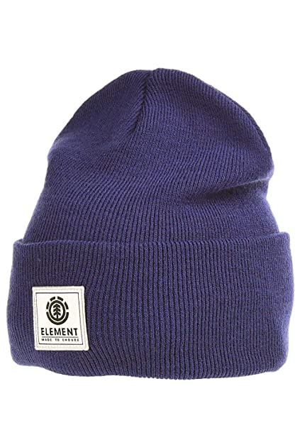 60921b5a458 Image Unavailable. Image not available for. Color  Element Dusk II Beanie - Sodalite  Blue