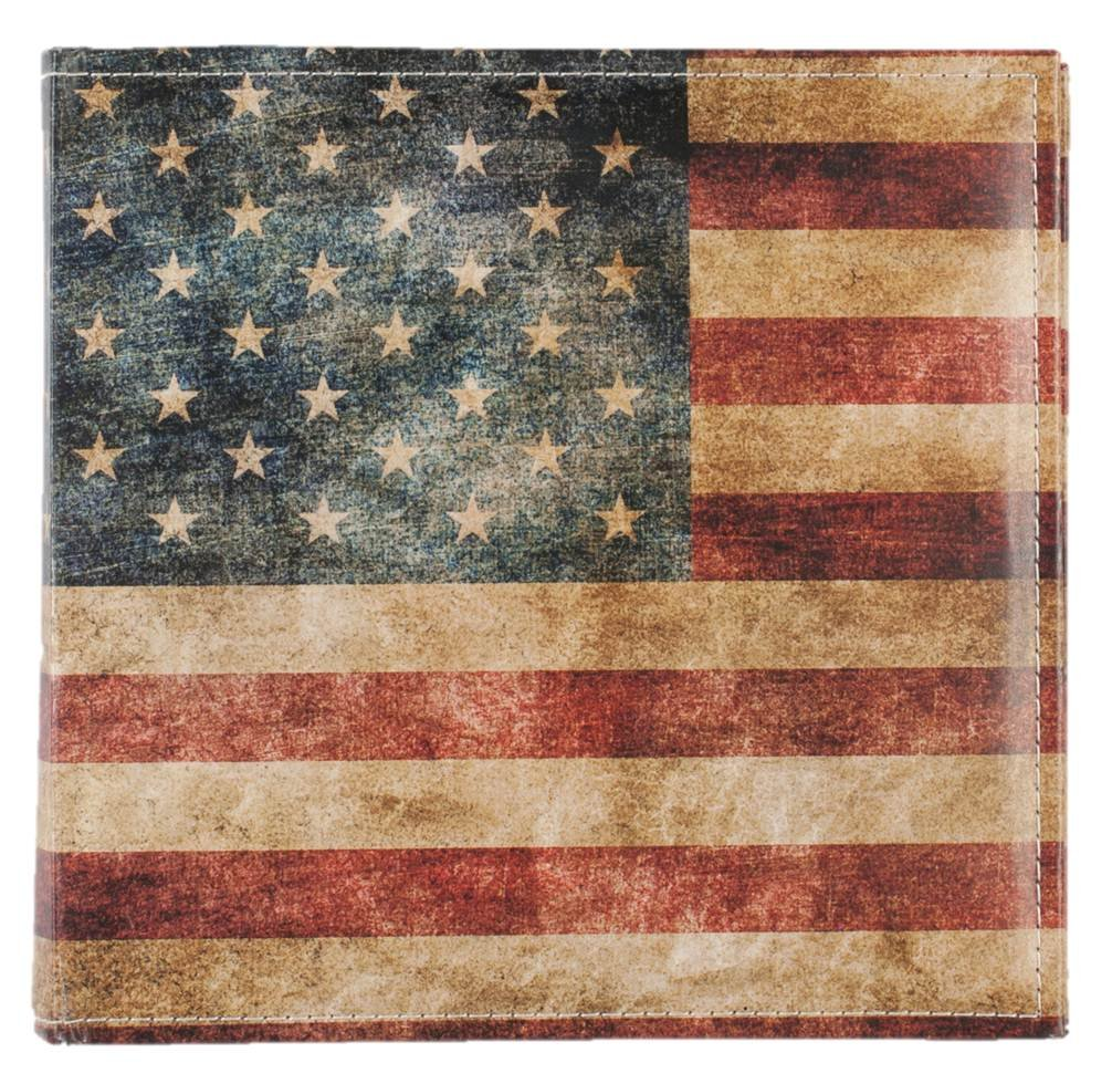 Pinnacle Frames and Accents 2UP AMERICAN FLAG ALBUM