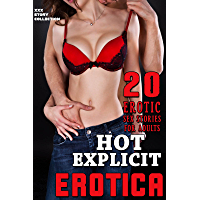 20 HOT EROTICA SEX STORIES FOR ADULTS (EROTIC STORY EXPLICIT BOOKS COLLECTION)