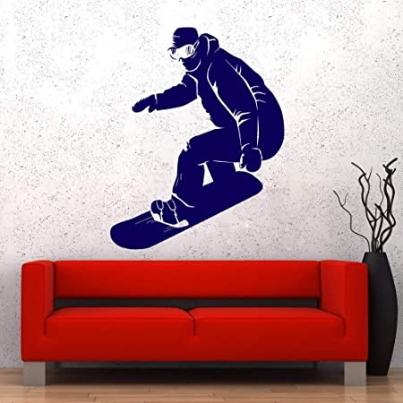 Calcomanías de pared de vinilo para deportes extremos de ...