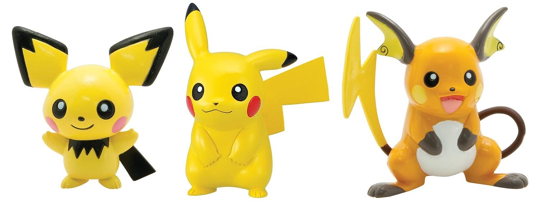 Pokemon Pikachu And Raichu Images