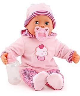 Nenuco de Famosa- Muñeco Blandito 5 Funciones, Color Rosa ...