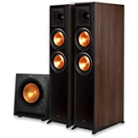 Klipsch RP-6000F 2.1 Home Theater System with SPL 100 Sub Walnut