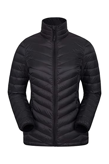 8d2c9b34b Mountain Warehouse Featherweight Down Womens Jacket - Water Resistant