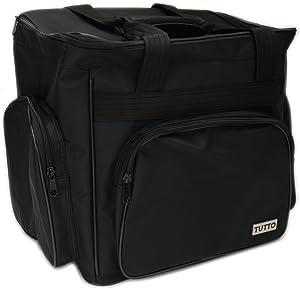 Tutto Black Serger/Accessory Bag