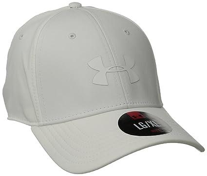 90c7e6aed70 Amazon.com  Under Armour Men s UA Headline Stretch Fit Cap  Sports ...