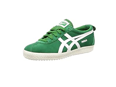 ZZZ_Onitsuka Tiger Mexico Delegation – Chaussures Unisexe Adulte - Rouge - Rouge/Blanc, 44 EU EU