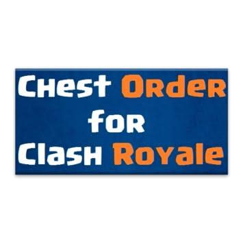 clash royale chest drop list