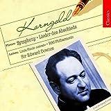 Erich Wolfgang Korngold Lieder Des Abshieds Op.14 - Symphonie Op.40