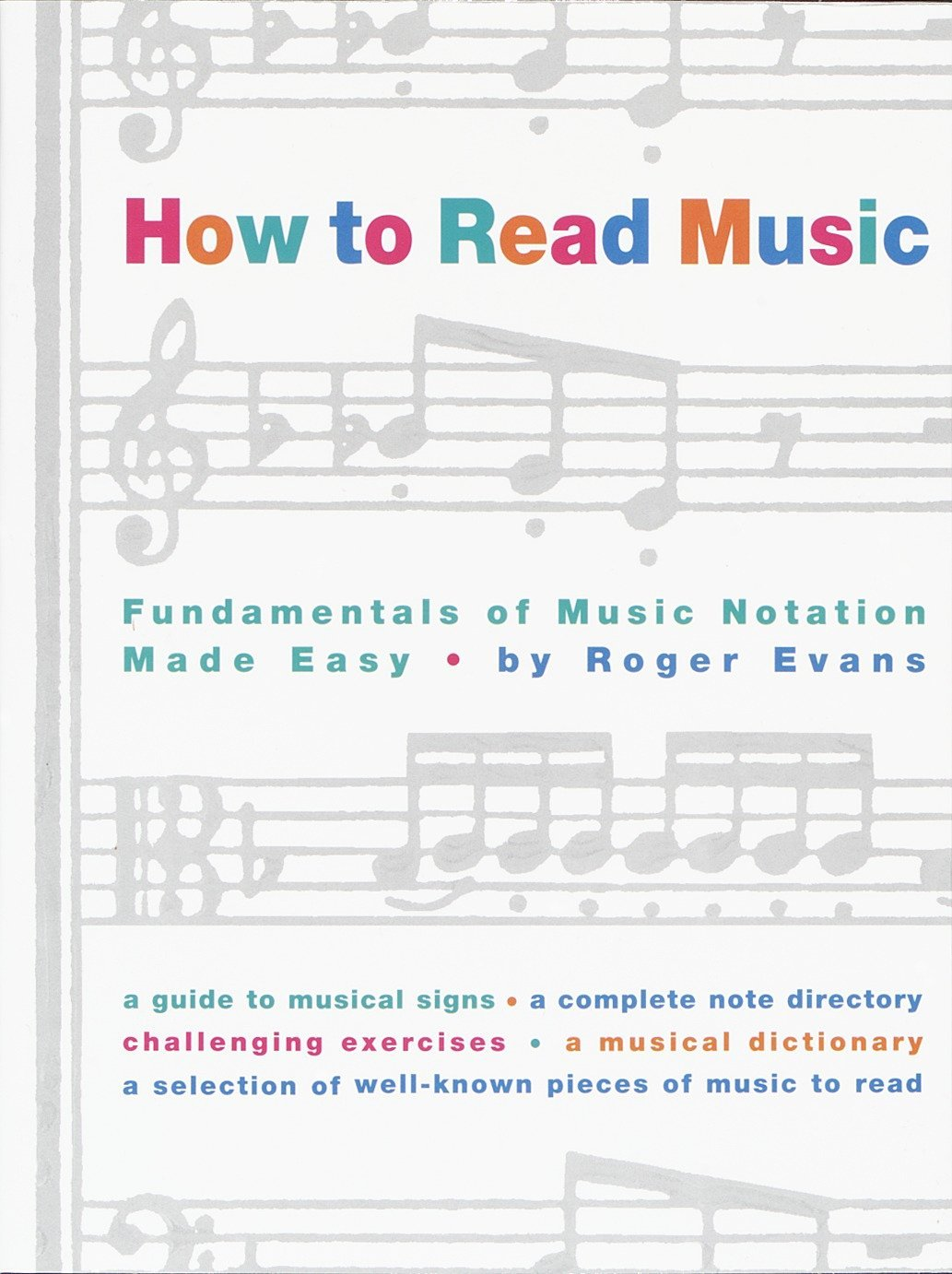 How To Read Music Fundamentals Of Music Notation Made Easy Roger