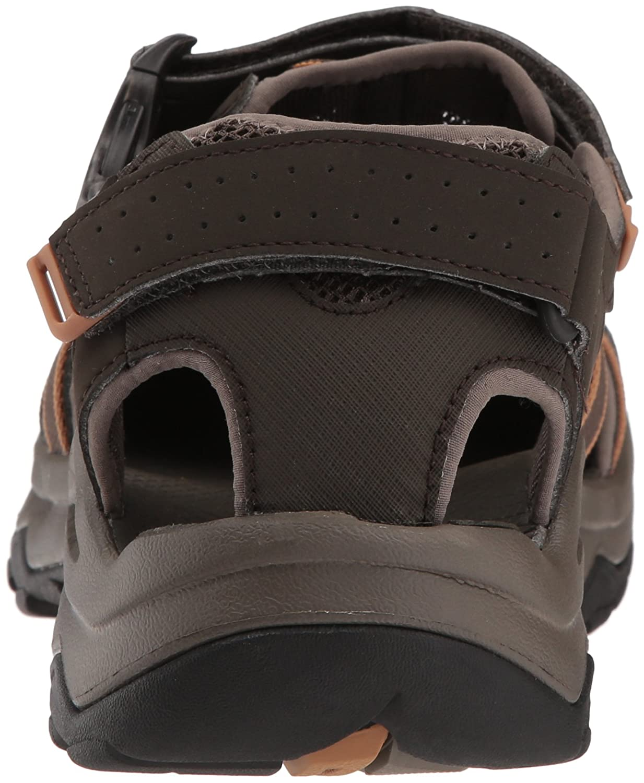 Teva Mens Men's M Omnium 2 Sport Sandal B071GYMJ8S 7 W US Black Olive