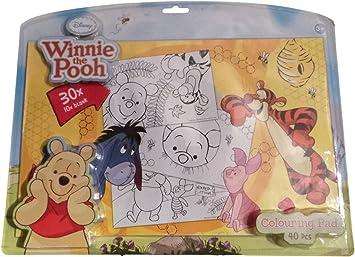Disney Winnie The Pooh Ausmalbilder Winnie Und Seine