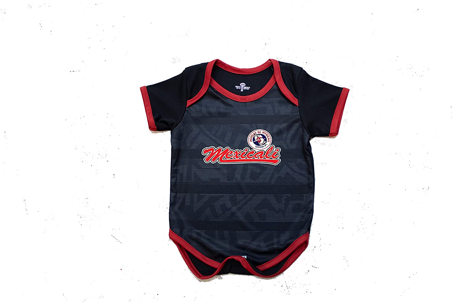 Aguilas de Mexicali Baby Outfit Mameluco New W//O Tag Sizes 3 to 12 Months
