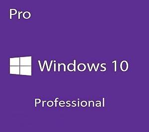 Windows 10 Professional 64 Bit OEM DVD - English - Windows 10 Pro 64bit OEM
