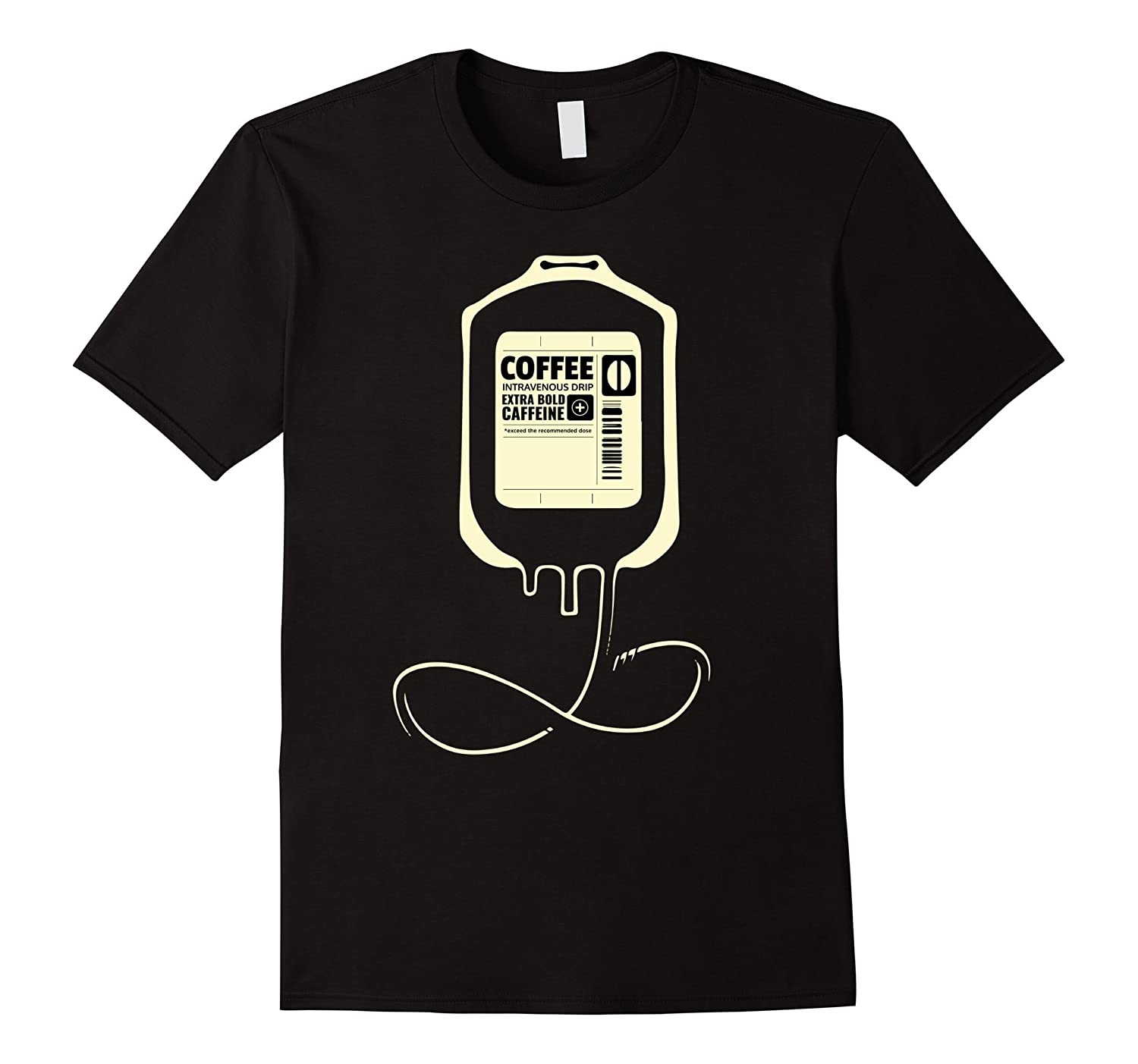 Coffee Caffeine Intravenous Drip Extra Bold PLUS-Art