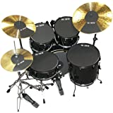 VIC FIRTH Drum and Cymbal Mute Pack (only mute pack)