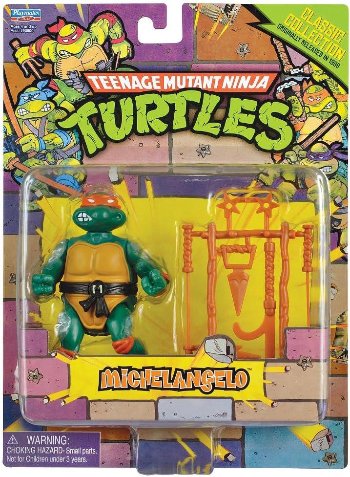 Teenage Mutant Ninja Turtles Classic Collection Michelangelo 4Inches