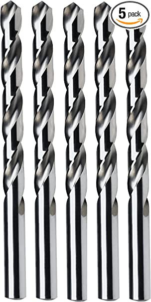 "Irwin HSS PRO 10 x 7//32/"" inch dia Metal Drill Bits Pack of 10"