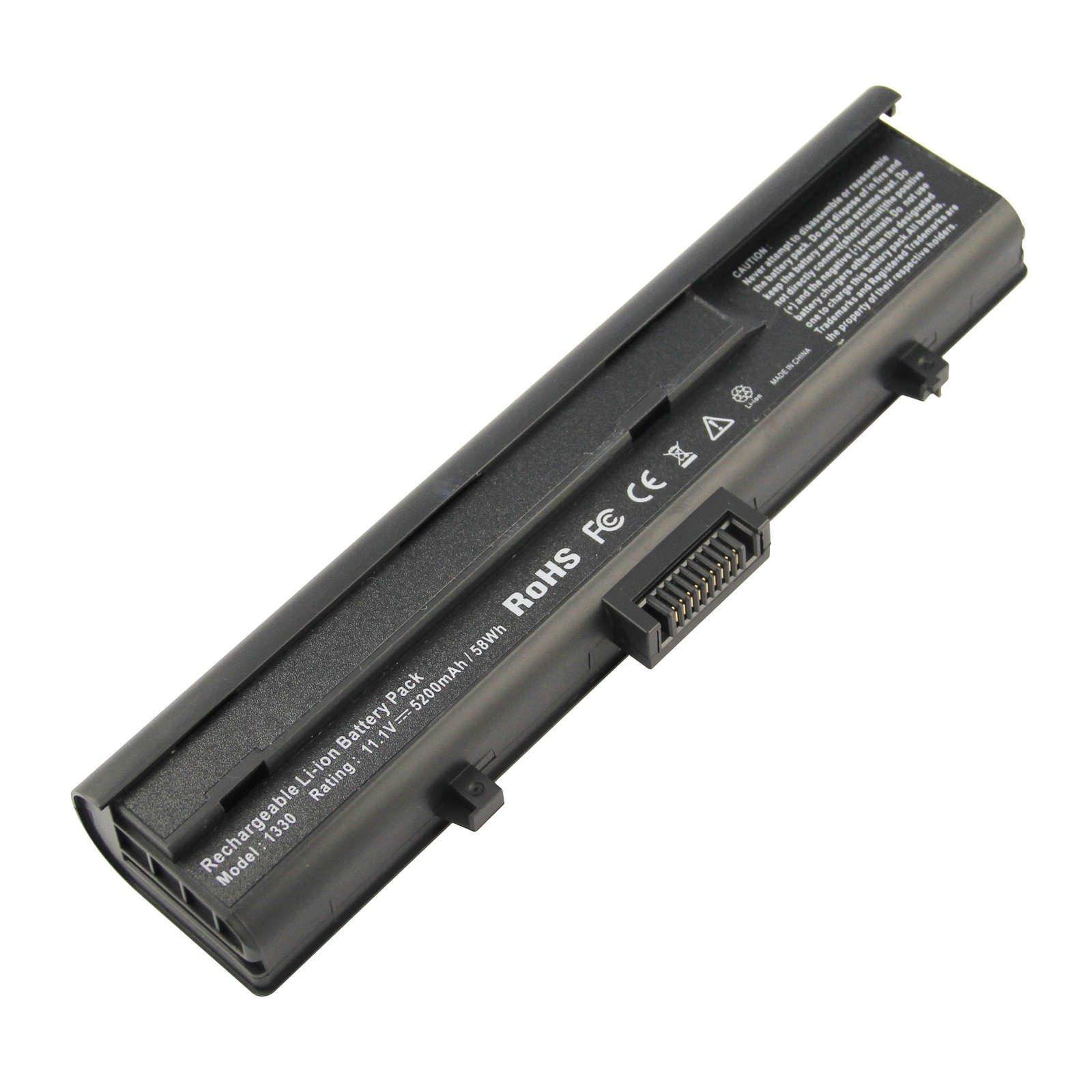 Bateria M1330 para Dell Inspiron 13 1318 1318N Xps M1330 PU556 NT349 5200mAh 11.1V