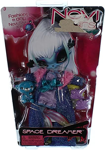 """NEW NOVI STARS DOLL /""""SPACE DREAMER/"""" FASHION OUTFITS//CLOTHES"""