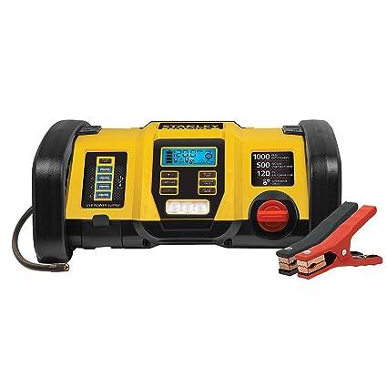 amazon com stanley fatmax 1000 peak amp power station jump rh amazon com stanley 450 amp jump starter instruction manual stanley 450 amp jump starter instruction manual