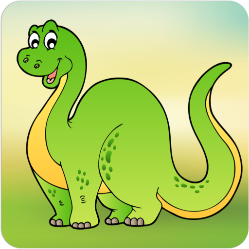 Kids Dinosaur Scratch Game - Amazing dino adventure scratch off & color game for babies, boys, girls and preschool toddlers under ages 2, 3, 4, 5, 6 years old - Free Trial