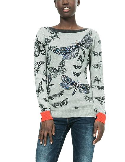 vast selection watch cheap Desigual Damen Pullover JERS_Win