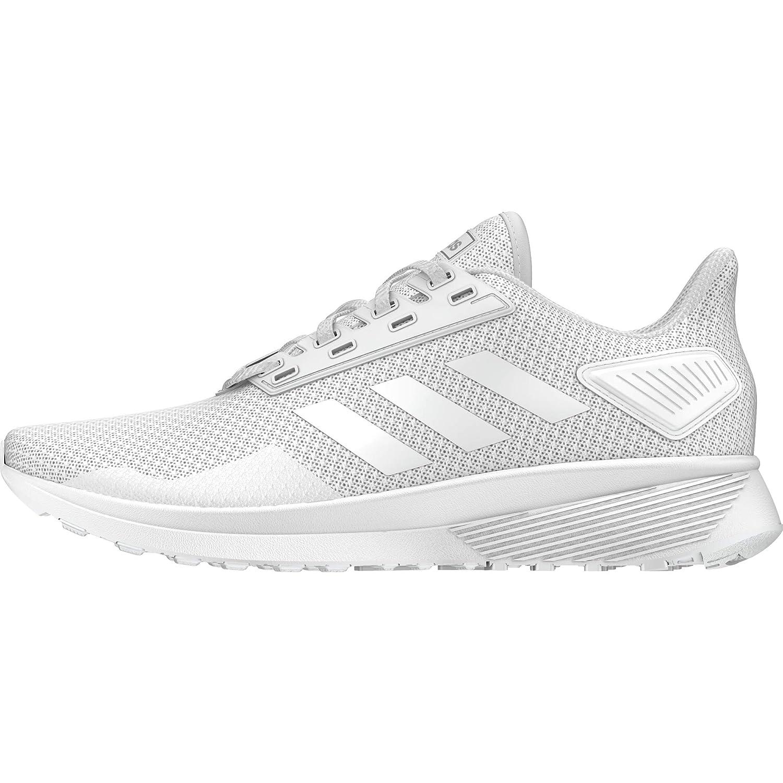 Adidas Herren Duramo 9 Fitnessschuhe Weiß Hellgrau, EU B07DFVSXGB Hallen- & Fitnessschuhe Leichte Schuhe