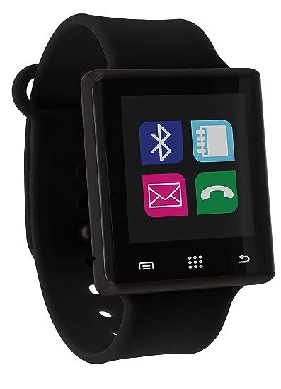 Amazon.com: iTouch Air ITA33601B714-362 Smartwatch Black ...