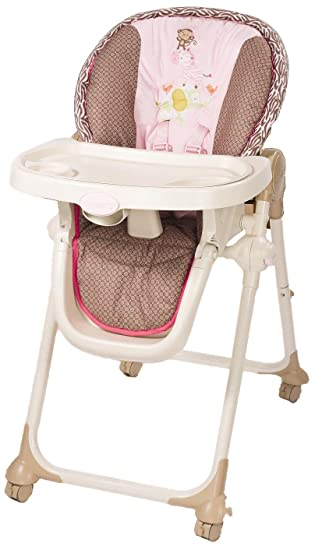 Amazon.com: Carter silla alta plegable de Jill de la selva: Baby