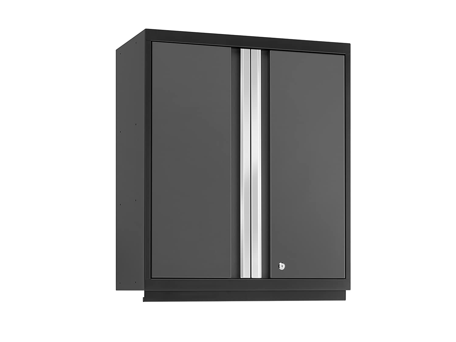 NewAge Products 52015 Tall Wall Cabinet Gray