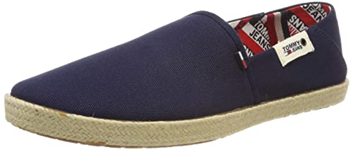 Tommy Jeans Summer Shoe, Zapatos de Cordones Oxford para Hombre: Amazon.es: Zapatos y complementos