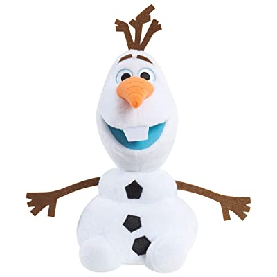Disney Frozen 2 Talking Small Plush - Olaf: Toys & Games