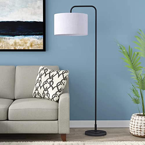 63.75″ Oiled Rubbed Bronze Finish Arc Floor Lamp