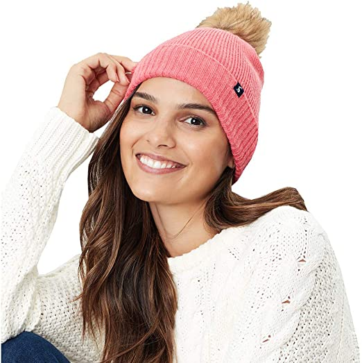 Joules Womens Snowday Hat Scarf Hat /& Glove Set