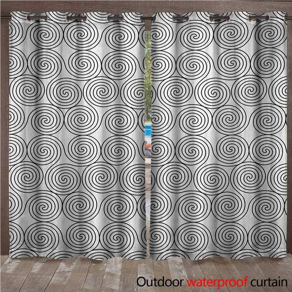 Amazon.com: BlountDecor - Cortina de patio celta para ...