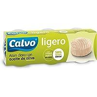 Calvo Atún Claro, Aceite de Oliva - 5
