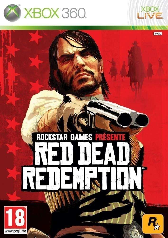 Red Dead Redemption [importación francesa]: Amazon.es: Videojuegos