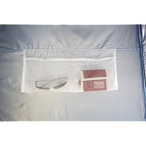 キャプテンスタッグ テント シャイニーリゾート ポップアップ着替え テント UV M-5788