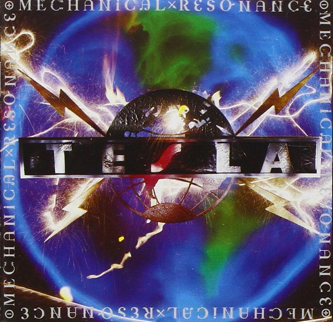 CD : Tesla - Mechanical Resonance (CD)