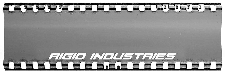 Rigid Industries 10591 SR Smoke 6 Light Cover 2 Piece