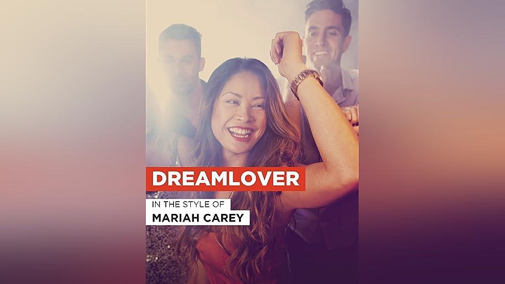 """Dreamlover im Stil von """"Mariah Carey"""""""