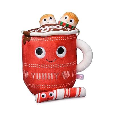 "Kidrobot Yummy World: Judy Hot Cocoa 11"" Medium Plush Standard: Toys & Games"